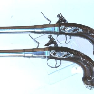 Antique Pistols & Revolvers